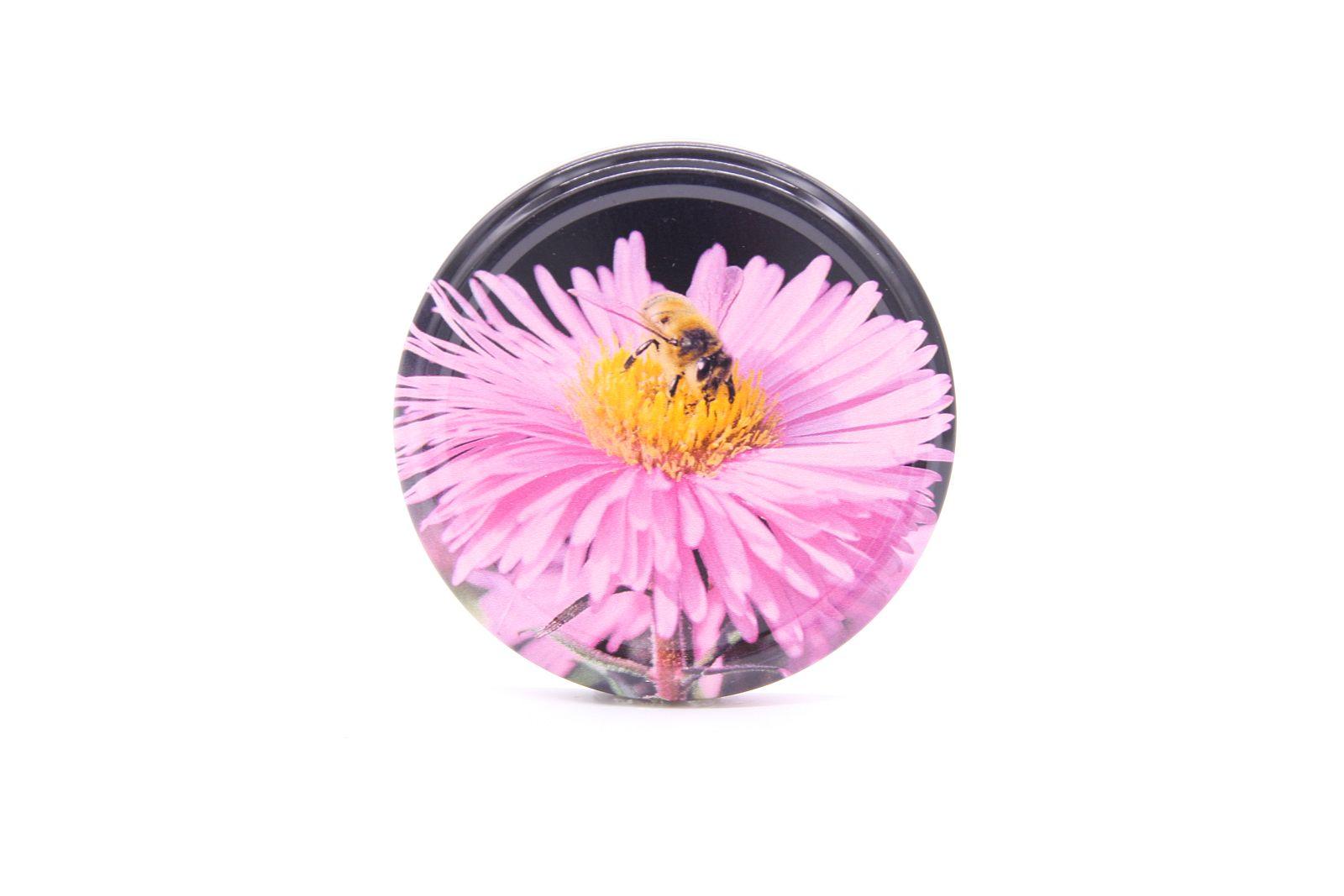 Asternblüte TO-Verschluss  Ø 82 mm