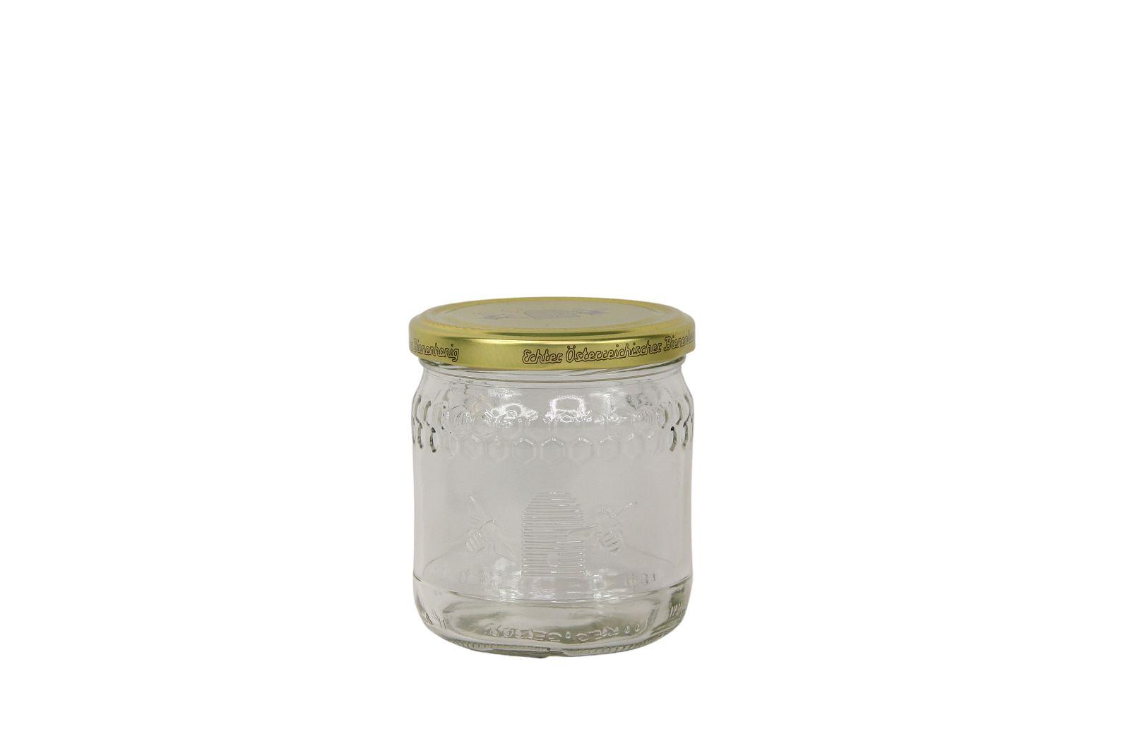 Honigglas 0,5kg ÖIB inkl. Deckel