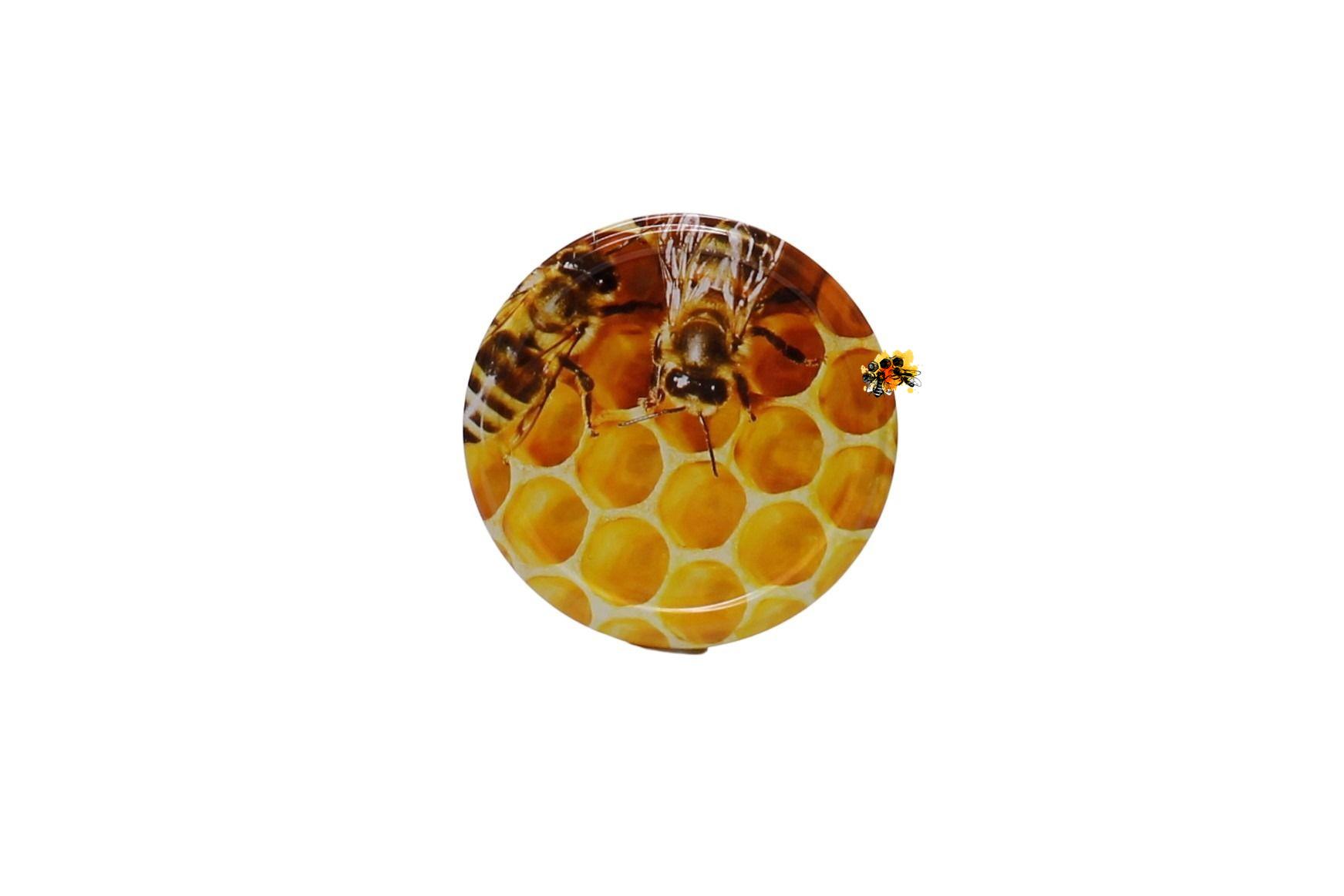 2 Bienen TO-Verschluss  Ø 82 mm